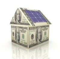 0037-Products-Household-money-house-solar-panel